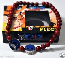 One Piece Cosplay Portgas D. Ace's Necklace pendant with Box