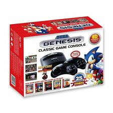 SEGA MEGADRIVE GENESIS TV Games Console with 80 Built In Games * Boxed