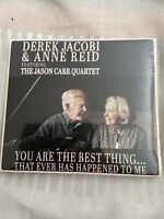 DEREK JACOBI & ANNE REID. YOU ARE THE BEST THING THAT EVER.  Sealed Free P&p