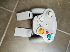 OFFICIAL/GENUINE Nintendo Gamecube Wavebird Wireless Gray Controllers& Receiver