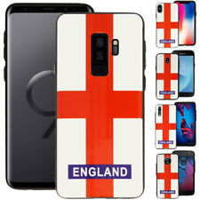 England St George Cross Flag Sports Phone Case for Apple Samsung Huawei Moto