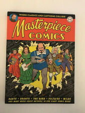 Masterpiece Comics Hardcover Drawn and Quarterly Nice