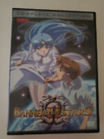 Banner of the Stars II - Complete Collection (DVD, 2004, 3-Disc Set)