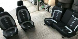 FIAT GRANDE EVO PUNTO SEATS INTERIOR , 5 DOOR PUNTO