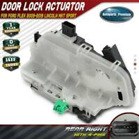 Door Lock Actuator fit Ford F-150 2001-2003 Lincoln Blackwood Rear Left /& Right
