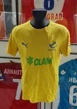 Maillot jersey shirt maglia camiseta trikot worn porté gabon aubameyang Arsenal