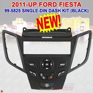 METRA 99-5825B CAR STEREO SINGLE DIN RADIO INSTALL DASH KIT FOR FORD FIESTA NEW!