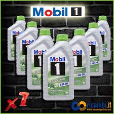 KIT 7 LITRI OLIO MOTORE MOBIL1 ESP FORMULA 5W30 BMW LONG LIFE 04 OFFERTA