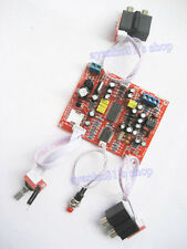 PT7313E + NE5532 Stereo Preamp Pre-amplifier AMP Volume Sound Tone Board DIY Kit