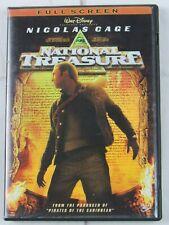 National Treasure (Full Screen Edition) DVD
