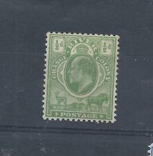 Orange Free State South Africa stamps. 1903 1/2d Edward VII MH  (Y316)