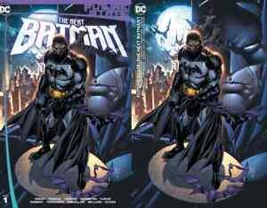 Future State The Next Batman #1 DC 2021 Ken Lashley Variant Trade Minimal Set