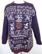 Lange feine Damen-Pullover & -Strickware L