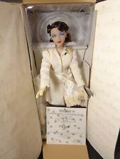 """Ashton Drake Gene Marshall 15 1/2"""" Doll White Hyacinth Nrfb-Shipper Box"""
