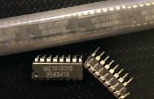MOTOROLA MC10103PD Integrated Circuits 16-DIP **NEW** Qty.2