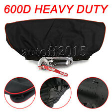 Waterproof Soft Winch Dust Cover Driver Recovery 8,500 to 17,500 lbs capacity AU