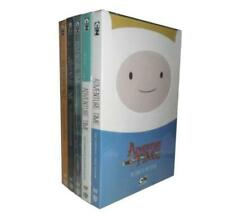 Adventure Time TV Series Complete 8 Bundled Seasons 21 DVD Set Brand New