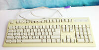 Acer Keyboard 6511-TW 11/B vintage working AT-style large DIN 5-pin 286 386 486