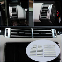 22pcs Interior Side Console Air Outlet Vent Cover for Range Rover Sport 2014-17