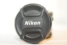Nikon LC-58 center pinch 58mm lens cap Genuine for DX 55-300mm VR AF-S 50mm 1.4