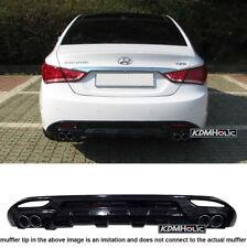 Rear Bumper Diffuser Guard Ver.2 For Hyundai Sonata YF 2010~2013