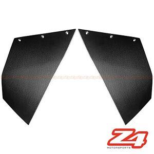 2008-2015 KTM 1190 RC8 Carbon Fiber Side Front Panel Trim Guard Cowling Fairing