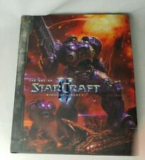 The Art of Starcraft 2 Wings of Liberty Book Collectible Collector Edition Copy