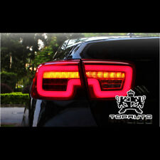 LED Tail Lights Rear Lamps 1:1 Replacement For Chevrolet Malibu 2012~2015