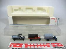 Ad7-0, 5# Märklin/Marklin h0 1899 Set Oldtimer/Furgone/Camion, Neuw + OVP
