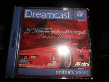 sega dreamcast - f355 challenge passione rossa -  100%