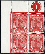 Mint Never Hinged/MNH Blocks Settlements Stamps
