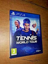 JEU TENNIS WORLD TOUR VERSION FRANCAISE PS4