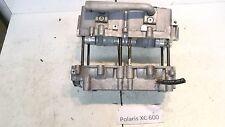 Polaris XC 600 (twin cylinder) crankcase assy 1998+