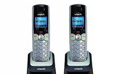 2 x Vtech DS6101 2 Line Accessory Expansion Handset For DS6151