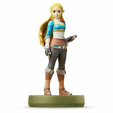 amiibo Zelda Breath of the Wild Legend of Zelda For Nintendo Switch Wii U Toy