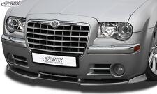 RDX FRONT SPOILER VARIO-X per Chrysler 300c