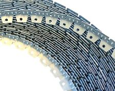 LIGHT FLEXIBLE UPHOLSTERY TACKS STRIP THREE TOOTH(Curve-Ease)25 FOOT TACK STRIP