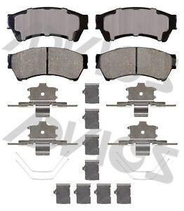 Frt Disc Brake Pads  ADVICS  AD1164