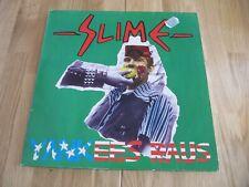 Slime, Yankees Raus, cleaned