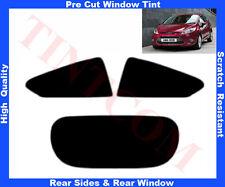Pre-Cut Window Tint Ford Fiesta 3D 2008-2012 Rear Window & Rear Sides Any Shade