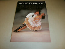 HOLIDAY ON ICE - Programmheft 1991