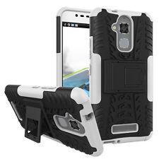 "For 5.2"" ASUS ZenFone 3 Max ZC520TL Case, Tough Armor Kickstand Protector Cover"