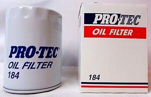 Pro Tec Engine Oil Filter 184