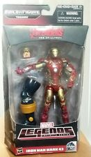 Marvel Legends Series Avengers Age of Ultron Iron Man Mark 43 NEW SEALED