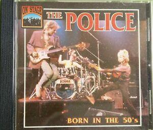 Police Sting live Boston 7 avril 1979. 13 titres...