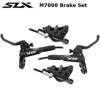 New SHIMANO SLX M7000 Hydraulic Disc Brake Set MTB Front & Rear
