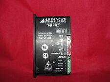 Advanced Motion Controls BD15A8B-IB1 Brushless PWM Servo Amplifier