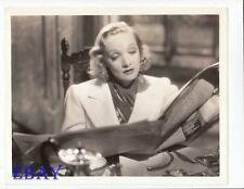 Marlene Dietrich Angel VINTAGE Photo