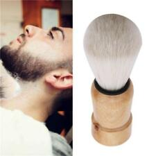 Men Convent Shaving Bear Brush Badger Hair Shave Wood Handle Razor Barber Tool C