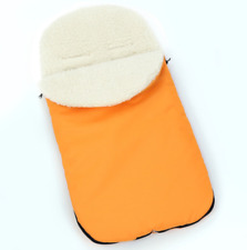 Apron Baby universal FOOTMUFF compatible with Maclaren Globetrotter pushchair